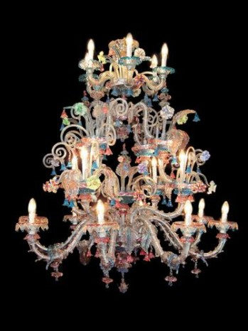 Restauro lampadari antichi en