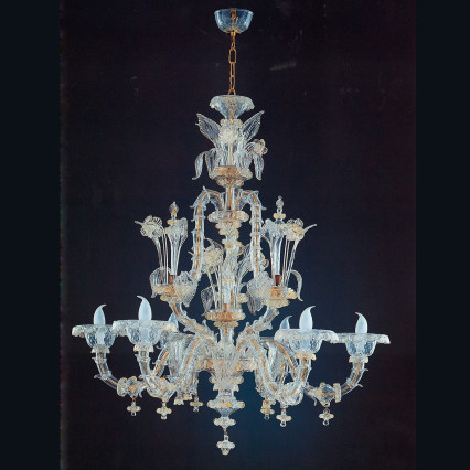 Art. 606 Chandeliers Collection Rezzonico 6 Lights