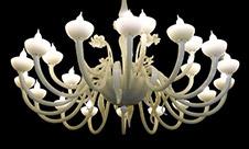 Lampadari vetro murano. illuminazione plafoniere applique. cecilia