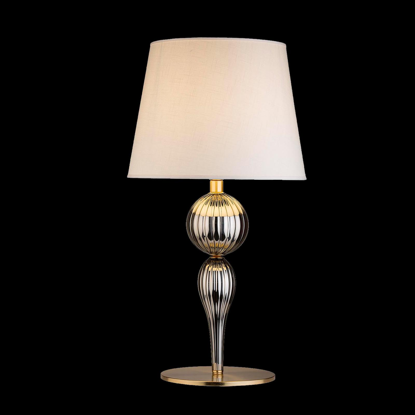 Table lamps in Murano glass  Lucevetro