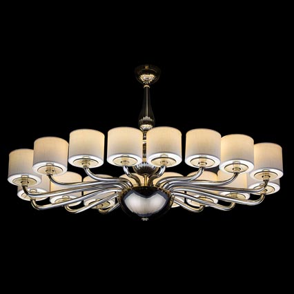 Lampadari vetro Murano stile moderno  Lucevetro